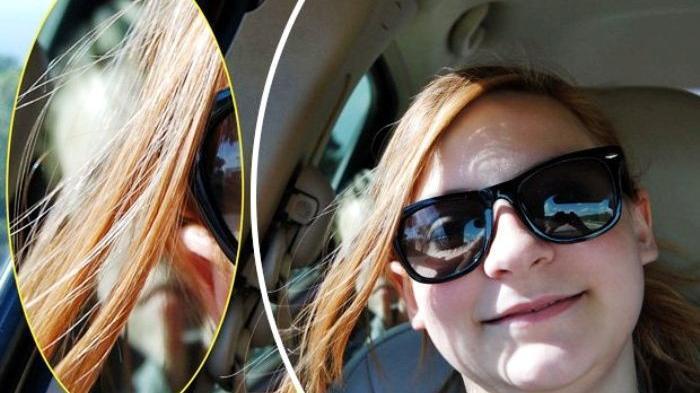 Penampakan Yang Bikin Shock Cewek Bule Saat Selfie Tribun Jambi