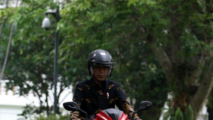 Ketua MPR Akui Kena Prank Warga Jambi M Nuh Pemenang Lelang Motor Listrik Jokowi