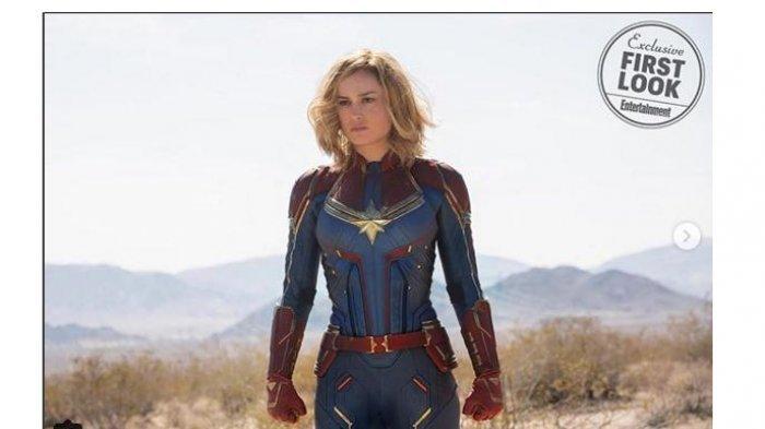 Jangan Lewatkan Captain Marvel dan Dilan 1991 di Cinemaxx Hari ini Selasa 12 Maret 2019