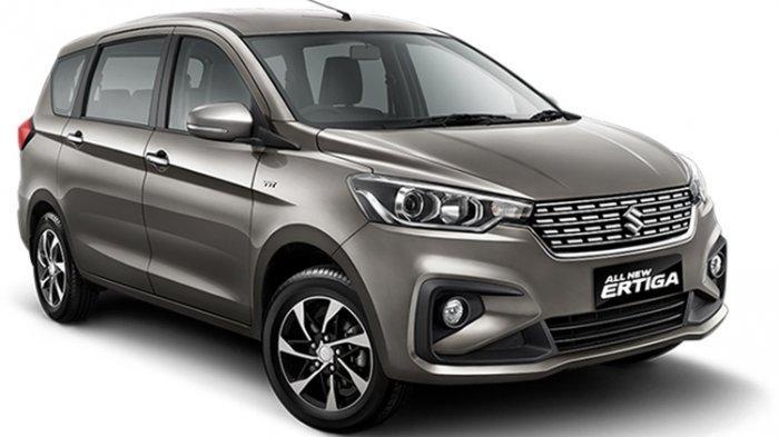 Suzuki All New Ertiga.