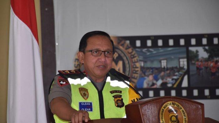 Kapolda Jambi Pimpin Penandatanganan Pakta Integritas Panitia dan Peserta Dikbangun TA 2019