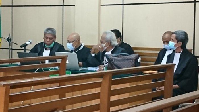 Tiga Mantan Pimpinan DPRD Jambi Kasus Suap Pengesahan RAPBDMenunggu Putusan Hakim