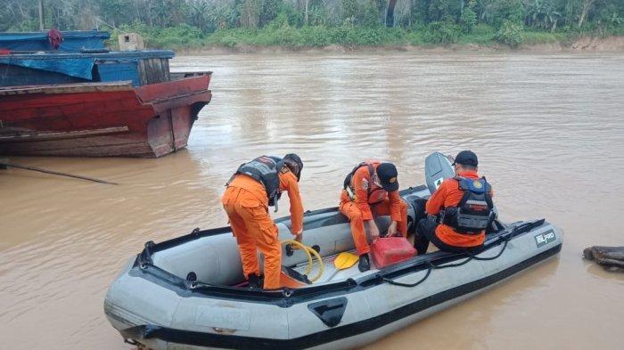 Bocah Usia 10 Tahun Tenggelam di Sungai Batang Tembesi, Tinggalkan Sepeda dan Baju di Tepi Sungai