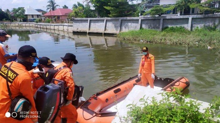 Pensiunan Polisi di Sungai Penuh yang Hilang Dua Hari Lalu Ditemukan Meninggal Mengapung di Sungai
