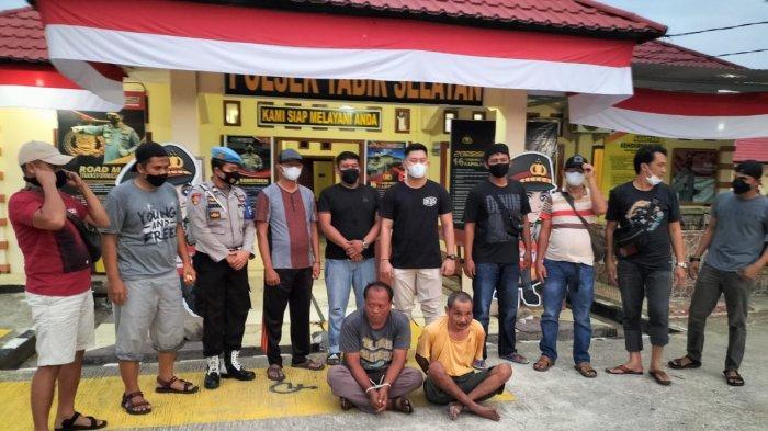 Mencuri Mobil di Kota Jambi, Warga Sarolangun dan Merangin Ini Ditangkap Polisi di Tabir Selatan