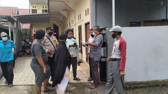 Mayat Pria di Kamar Kos di Simpang III SIpin Ternyata Seorang PNS, Hendak Mutasi Jabatan ke Tungkal
