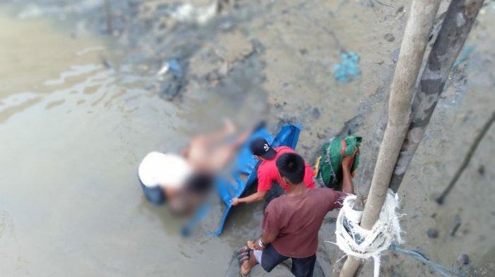 KRONOLOGI Penemuan Mayat Tanpa Busa di Sungai Lambur, Awalnya Naik Pompong