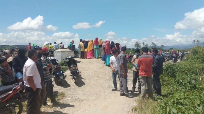 Heboh Penemuan Mayat Pria di Sungai Batang Merao, Ternyata Korban Sempat Pamit Pergi Memancing