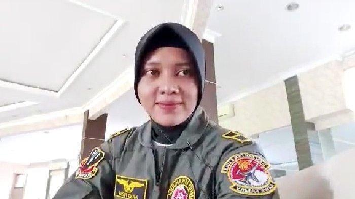 Indonesia Bangga dengan Ajeng Trisna Dwi Wijayanti, Jadi Pilot Pesawat Tempur Perempuan Pertama