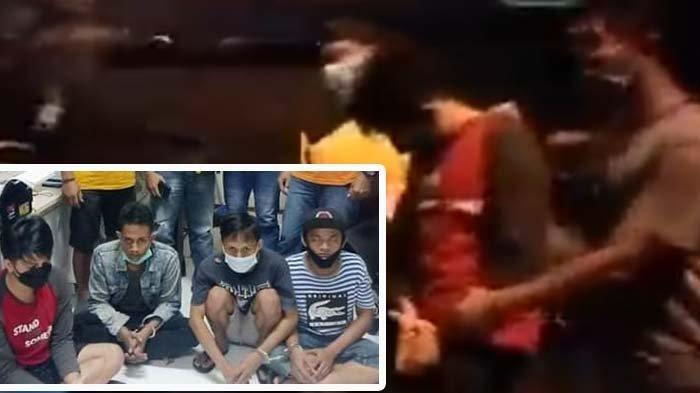 KRONOLOGI Pengeroyokan Prajurit TNI AL di Terminal Bungurasih Sidoarjo Oleh Belasan Preman