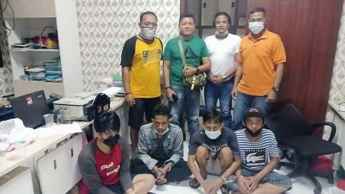 Anggota TNI Pratu JYS Dikeroyok Belasan Preman di Terminal Bungurasih, Empat Pelaku Sudah Ditangkap