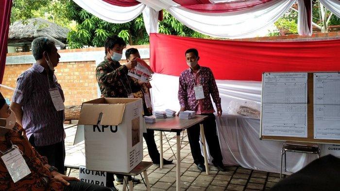 Fachrori Dan Cek Endra Bersaing, Al Haris yang Unggul di TPS 8 Telanaipura