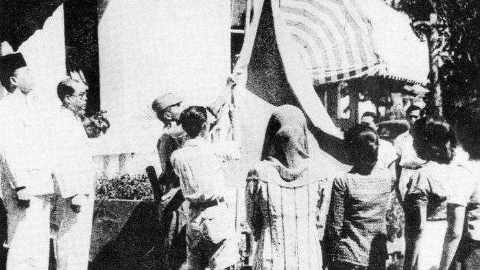 Jelang Detik-detik Proklamasi, Ini Kisah Penculikan Soekarno Hatta ke Rengasdengklok 16 Agustus 1945