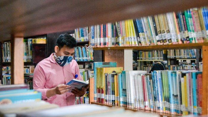 Masa Pandemi Covid-19, Perpustakaan Daerah Provinsi Jambi Imbau Gunakan I-Pustaka