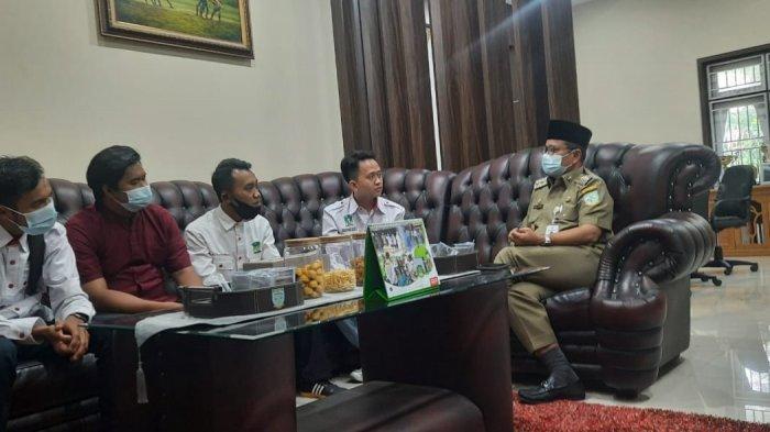 Milenial Entrepreneur KAMMI Kota Jambi Gandeng Maulana
