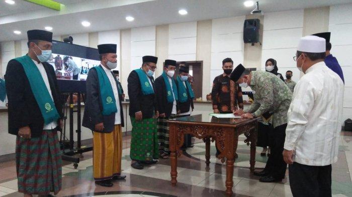 Sosialisasi Prokes Selama Ramadhan ke Imam dan Pengurus Masjid di Kota Jambi Selesai Dilakukan