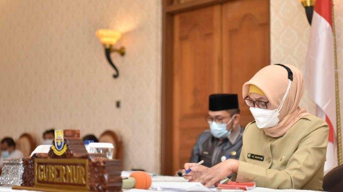 Pj. Gubernur Jambi Usulkan Tiga Proyek Prioritas kepada Kepala Bappenas
