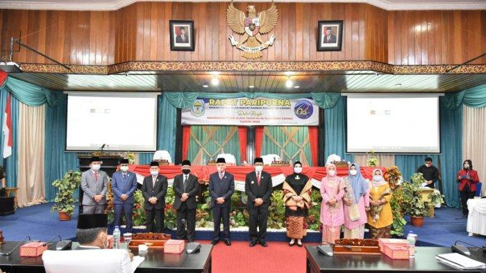 Penjabat sementara (Pjs) Gubernur Jambi, Ir.Restuardy (Ardy) Daud,M.Sc mengemukakan bahwa potensi pertanian dan pariwisata harus bisa meningkatkan kemajuan dan daya saing daerah Kabupaten Kerinci.