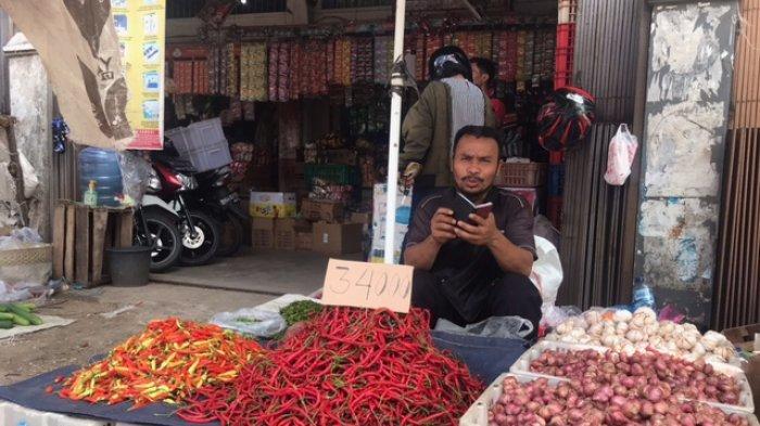 Inflasi Jambi Tertinggi se-Sumatera,Andil Terbesar Masih pada Komoditas Cabai Merah