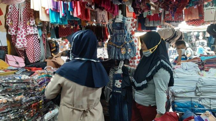 Penjualan Pakaian Berangsur Membaik, meski Tidak seperti Sebelum Corona