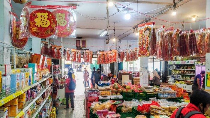 Penjualan Pernak Pernik Imlek di Kota Jambi Mengalami Penurunan Omzet Karena Covid-19