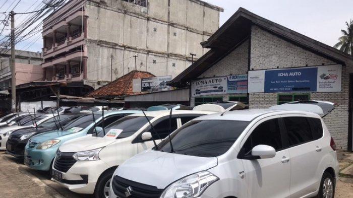 Larangan Mudik Tak Pengaruhi Penjualan Showroom Mobil Seken Icha Auto