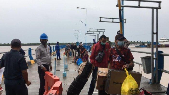 Penumpang dari Dabo Singkep Jadi Perhatian, Arus Kedatangan di Pelabuhan RoRo Meningkat 50 Persen