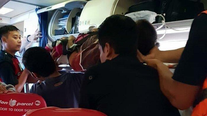 Aksi Heroik Dokter Rudiansyah dalam Lion Air, Penumpang Mendadak Kritis Tak Bisa Bernapas