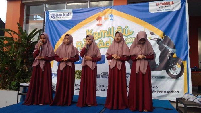 Penutupan Kemilau Ramadhan Tribun Jambi, Ada Penampilan Nasyid Rifahiyatul Bilad dan Dai Cilik