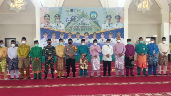 MTQ ke 50 Tingkat Provinsi Jambi Ditutup, Tanjab Barat Juara Umum