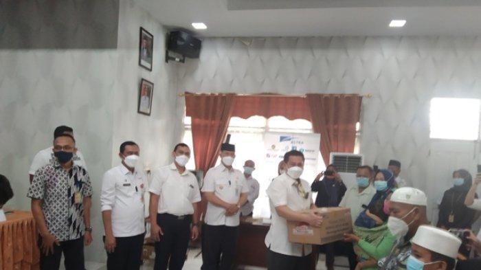 Astra Group Jambi Berikan Bantuan Kepada Penyandang Disabilitas di Kota Jambi