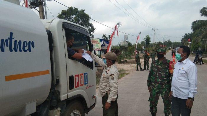 Kasus Covid-19 Tinggi, Tiga Kecamatan di Bahar Group Disekat Sampai 12 Agustus