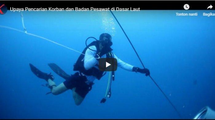Kabar Duka, Seorang Penyelam yang Mencari Puing Lion Air PK-LQP Meninggal Dunia