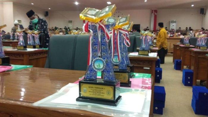 Daftar Perolehan Poin Medali MTQ ke-50 Tingkat Provinsi Jambi, Tanjabbar Juara Umum, Kerinci Nihil