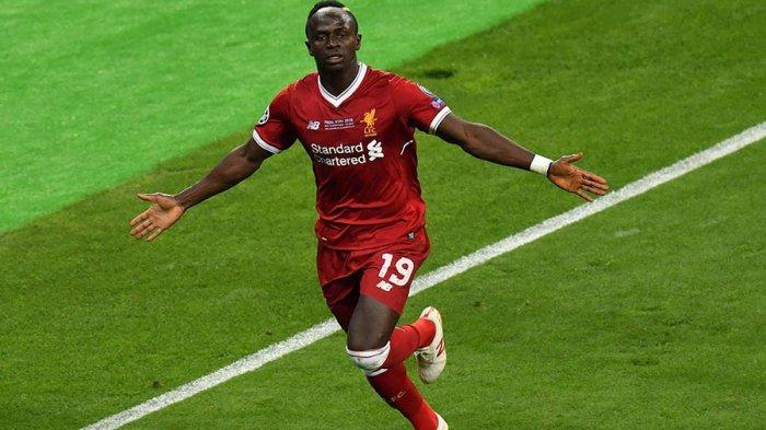 Penyerang Liverpool, Sadio Mane