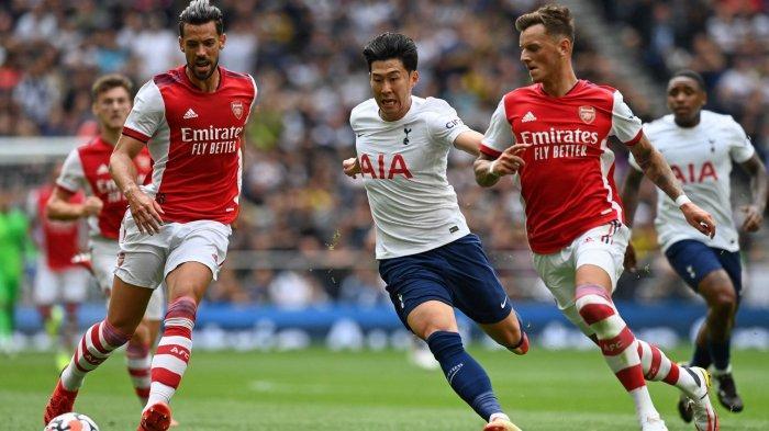SIARAN LANGSUNG Arsenal vs Tottenham di Liga Inggris, Ini Prediksi Laga Derby London Utara