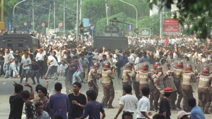 Kisah 27 Juli 1996 Peristiwa Kudatuli Terjadi, Saat Megawati Soekarnoputri Melawan Dan Akhirnya Diam