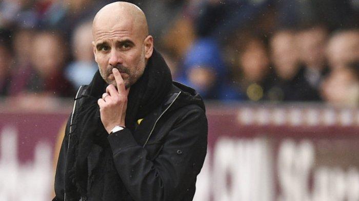 Manchester City vs Borussia Monchengladbach;Kejar Empat Gelar