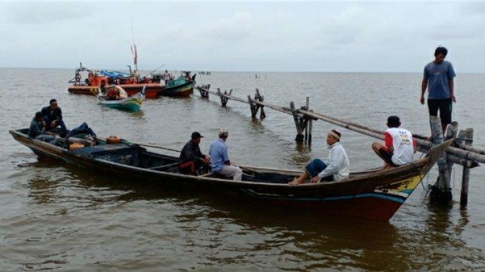 Seorang Nelayan Warga Kuala Tungkal Diduga Tenggelam di Perairan Kuala Kerang