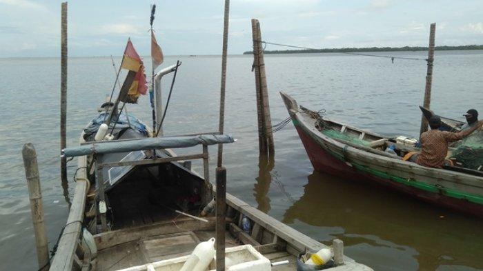 Cuaca Ekstrem di Kuala Jambi, Nelayan Batasi Jangkauan Melaut