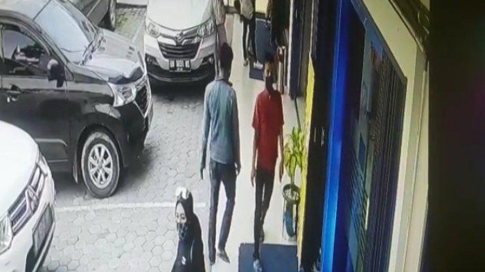 Kode Khusus Perampok Rp 465 Juta di Jambi Jatuhkan Kunci, Aksinya Terekam CCTV