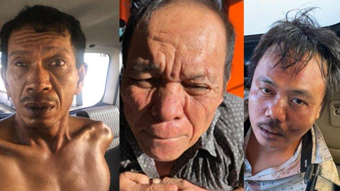 BREAKING NEWS Personel Polda Jambi, Polresta, Polsek Kotabaru Kolaborasi Bekuk 5 Perampok Indomarco