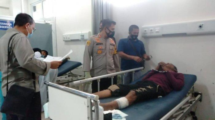 BREAKING NEWS Perampok Sekap Satu Keluarga di Muaro Jambi, 7 Orang Dilakban di Ruko
