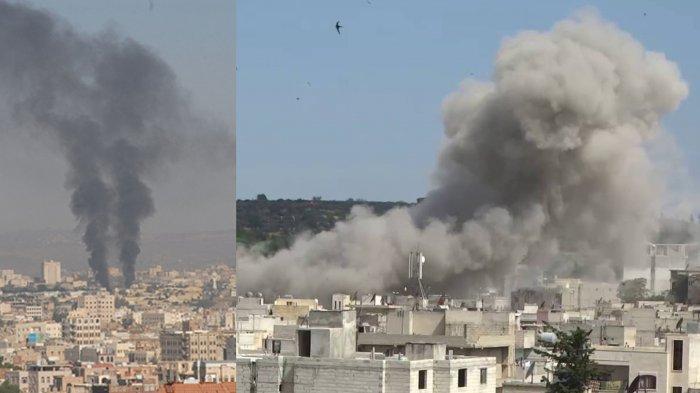 Perang Arab Saudi di Yaman, Gempuran Bom Sasar Militer Houthi
