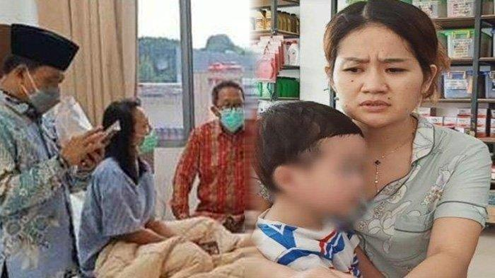 Perawat RS Siloam Curhat Setelah Dianiaya, Istri JT Kesal Anak Berdarah : Kok Suster Tega Kayak Gitu