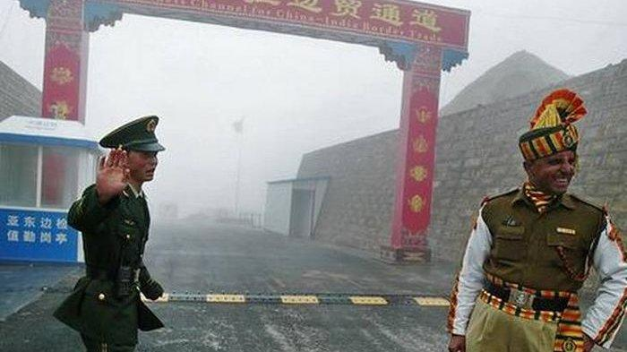 Tentaranya Bentrok dengan Tiongkok di Perbatasan, Warga India Lakukan Boikot Aplikasi Asal China