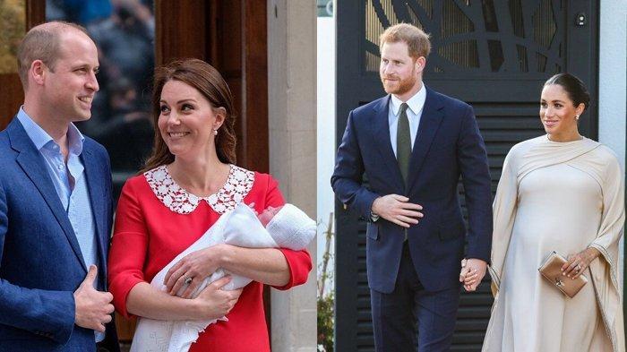 5 Perbedaan Kelahiran Putra Meghan Markle dan Anak Kate Middleton, Lokasi Seperti Ratu Elizabeth II