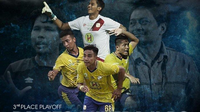 Preview Borneo FC Vs Barito Putera Liga 1 U-19 2018, Perebutan Tempat Ketiga