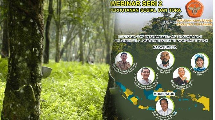 Agroforestry Untuk Meningkatkan Kesejahteraan Masyarakat di Kawasan Hutan