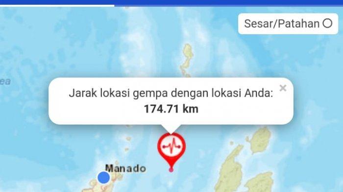 BMKG Cabut Peringatan Dini Tsunami di Maluku Utara  Pasca Gempa Bumi 7,1 SR